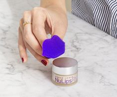 We Tried Nurse Jamie NuLips RX Lip Balm and Brush, Here's What Happened