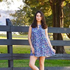 """All summer dresses are now on SALE !      """"Peacock Feathers"""" dress! #shop #blackberryboutique #blackberry #boutique #events #weddings #casual #casualstyle #adorable #cute #loveit #musthave #dressup #style #colorful #beautiful #pretty #september #fall"""