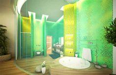 Minimalist Cool Bathroom Decoration Ideas | sbkicks.com