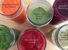3 Day Delicious Smoothie Cleanse- REALLY easy, yummy, & good for you :)