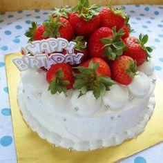 レシピとお料理がひらめくSnapDish - 41件のもぐもぐ - strawberry checkboard cake. Happy Birthday! by Franny