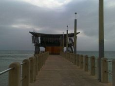 'the long walk' to moyo uShaka Pier