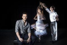 Rising star - choreographer and Royal Ballet Artist In Residence Liam Scarlett.