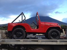 1965 CJ-5 Jeep - Photo submitted by Juan Ramon Pallais.