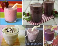 5 Quick and Healthy Smoothies for Breakfast