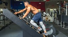 If you're not already using the Jacobs Ladder, you're missing out on one of the best cardio machines around. Ladder Workout, Cardio Machines, Jacob's Ladder, Best Cardio, Fat Burning Workout, Sport Motivation, Kids Videos, Kids Sports, Beast Mode