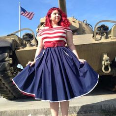 BlueBerry Hill Fashions: Pinup Dress and Vintage Reproductions for Viva 2017