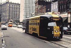 Pittsburgh PCC Trolleys | 100 Years of Pittsburgh Trolleys
