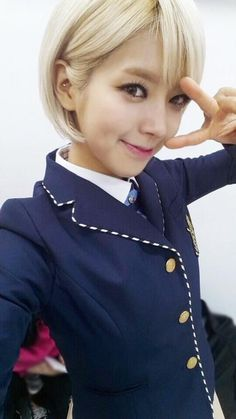 [TRANS] 140107 @Official_AOA: Voila! It's Choa! I...