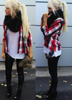 cute outfit for the fall