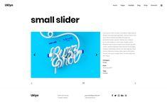 Build an impressive portfolio in no time with Ukiyo WordPress theme! #wordpress #theme #design #webdesign #uxdesign #uidesign #creative #portfolio #designer #freelancer #creativeagency #designstudio #marketingagency #gallery #digital