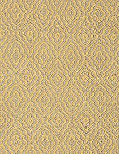 #HookandLoom+Savannah+Eco+Cotton+Rug+-+Yellow/Taupe