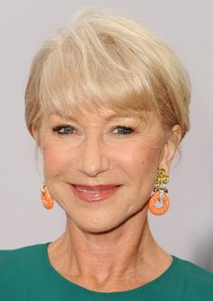 New Short Hairstyles for Women Over 50