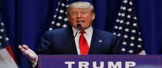 Why is Trump leading the field of Republican presidential candidates? For more info visit: a360news.com