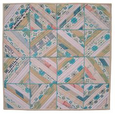 Winter Quilt by BooDilly's, via Flickr