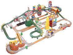 Geo Trax - Mega Train Set