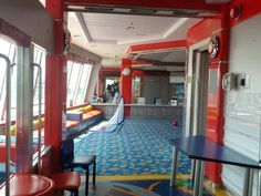 Kids and families will love the children's area on the Grandeur of the Seas. Programs are available for all ages. There is an Adventure Ocean and Youth Program, Royal Babies and Royal Tots, and a teen only hangout area.