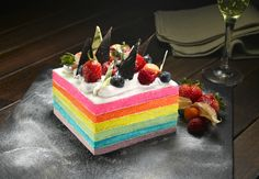 Chef Wan's 1 Market offers yummy Halal cakes