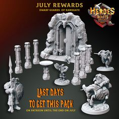 last days !!!!!!!   #dungeonsanddragons #rpg #d20 #roleplay #nerd #geek #dice #dnd5e #roleplayinggame #tabletopgames #dungeonmaster #gaming #tabletopgaming #fantasy #wargames #gamesworkshop #warhammer #warhammer40k #miniature #coolminis #minipainting #miniatures #dnd #patreon #art #supportlivingartists #dnd #minianturednd # dndminis #3dprint #zbrush Tabletop Rpg, Tabletop Games, Dungeons And Dragons Characters, Because I Love You, D 20, Nerd Geek, Zbrush, Fantasy Creatures