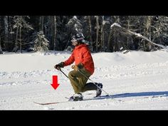 Telemark Lessons- the seven flaws part 1 World Cup Skiing, Skiing Workout, Ski Jumping, Sports Training, Cross Country Skiing, The Seven, Training Plan, Winter Sports, Snowboard