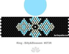 peyote ring patternPDF-Download 170R beading pattern