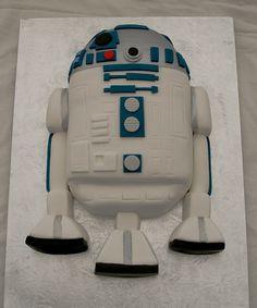 Star Wars Birthday Cake Glasgow