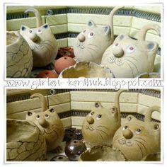 Garten-Keramik