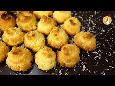 Coquitos (Cocadas)   Recetas Dulces   Tenedor Libre - YouTube