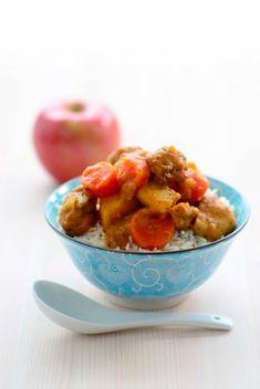 Japanese-Style Chicken Curry (Wafuu Chicken Curry)