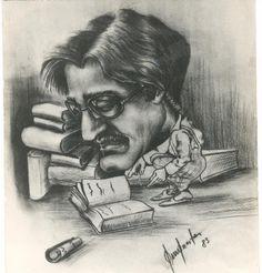 SONHOS, POESIAS E VERSOS - Raymundo Cortizo Perez: Charges do poeta