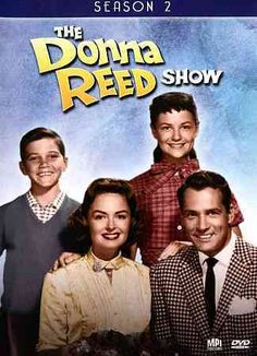 If Martha Stewart and Mother Teresa had a daughter, she might have been Donna Reed. A perennial fan-favorite, THE DONNA REED SHOW premiered in 1958 and followed the foibles and experiences of the Ston