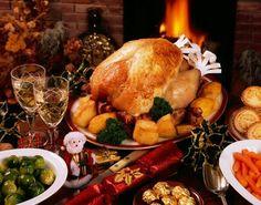 A Bigger Christmas Dinner