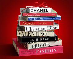 Assouline Holiday Gift Set: Fashion Wardrobe Gift Set $2,200