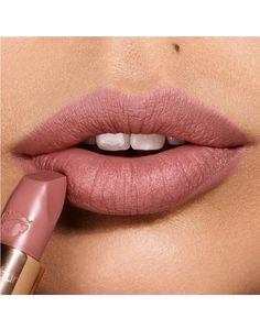 Charlotte Tilbury Hot Lips matte lipstick in VERY VICTORIA