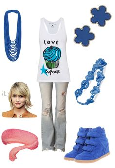 """""""love cupcake"""" by pure-love00 ❤ liked on Polyvore"""