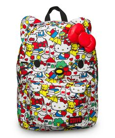 Look at this Hello Kitty Classic Vintage Backpack on #zulily today!
