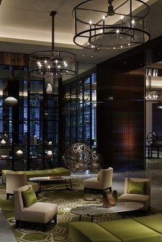 Palace Hotel Tokyo - Lobby - V by businesstraveller, via Flickr