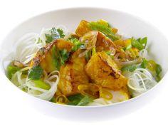 Vietnamese Red Snapper with Noodles Recipe : Giada De Laurentiis : Food Network - FoodNetwork.com