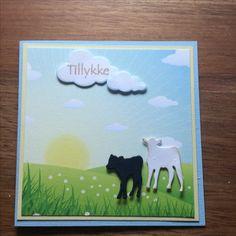 10x10 Køer / cow Sol / Sun Toppers