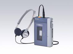 #Icon of #Design: Walkman by Sony. Designed by Nobutoshi Kihara in 1979. w: http://www.sony.com