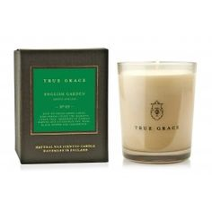 True Grace English Garden Candle