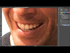▶ Photoshop Playbook: Removing Red Eye & Whitening Teeth - YouTube