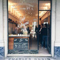 Café Kitsuné - Paris https://instagram.com/sir_julie