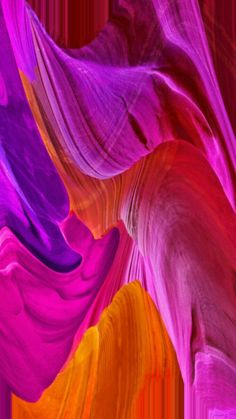 Kandinsky, Pink Purple, Magenta, Orange Pink, Rainbow Colors, Vibrant Colors, All The Colors, India Colors, Antelope Canyon