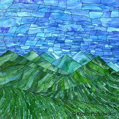 Kasia Mosaics: My Love Affair with Mountains