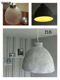 Ikea lamp en muurvuller