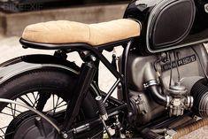 Cafe Racer Dreams BMW R90/6   Bike EXIF