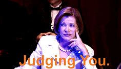 New trendy GIF/ Giphy. lucille bluth judging you. Let like/ repin/ follow @cutephonecases