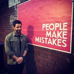 #PeopleMakeMistakes #Glasgow #LandscapePosters #Concept #Conceptual #Conceptualideas #Experiential #Subliminal #Interactive #Flyposting  People Make Mistakes, Making Mistakes, Experiential, Glasgow, Neon Signs, Concept, How To Make, Make Mistakes