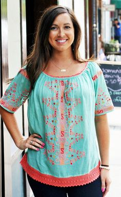 MIssy Robertson Delicate Darling Top http://www.allybboutique.com/collections/new-arrivals